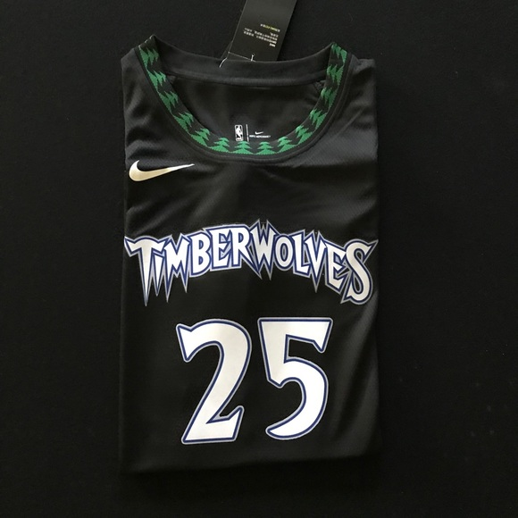 buy popular 66537 4edde Derrick Rose Minnesota Timberwolves Jersey NWT